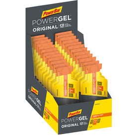 PowerBar PowerGel Original Sacoche 24 x 41g, Tropical Fruit